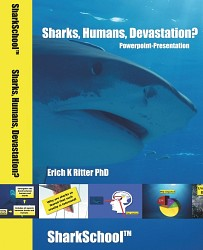 SHARKS, HUMANS, DEVASTATION?