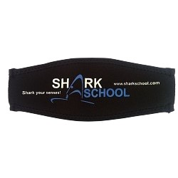 SCUBA MASK STRAP WRAPPER