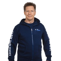 MEN'S LIFESTYLE ZIP HOODY