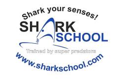 Sharkschool™-Druckvorlage